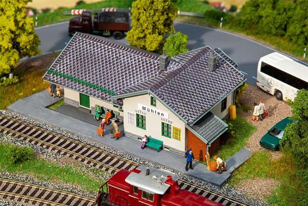 Faller 110150 - Muhlen Station