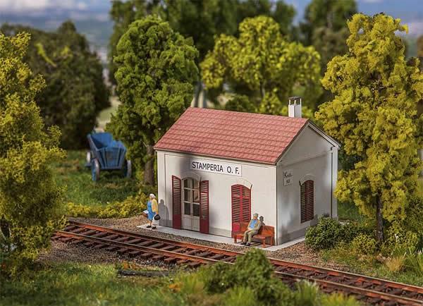 Faller 110201 - Stamperia Wayside station