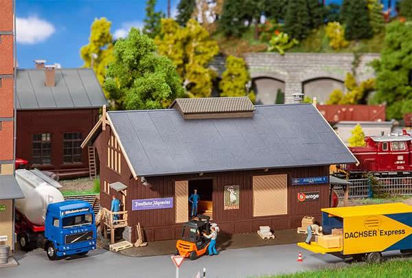 Faller 120095 - Goods shed