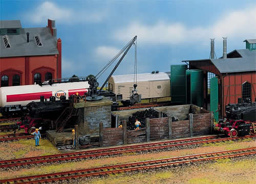 Faller 120131 - Small coaling station