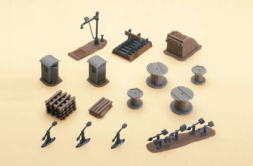 Faller 120141 - Trackside accessories