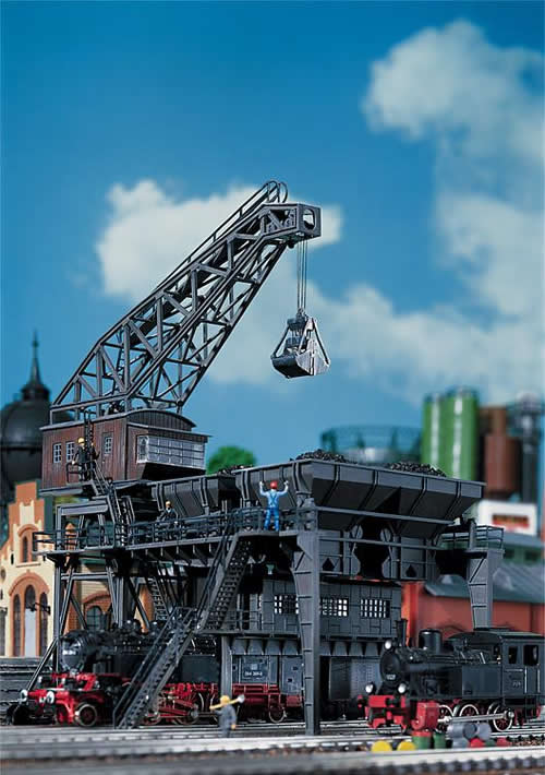 Faller 120148 - Coaling station