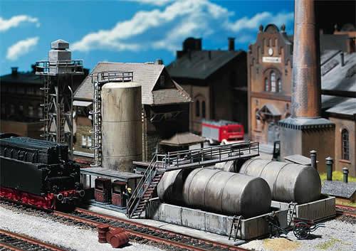 Faller 120157 - Diesel fuel facility