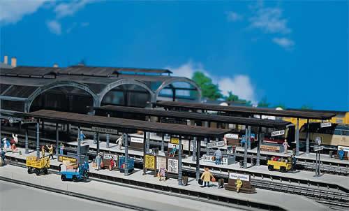 Faller 120191 - 2 Platforms
