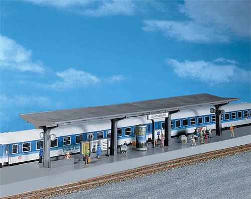 Faller 120201 - Platform