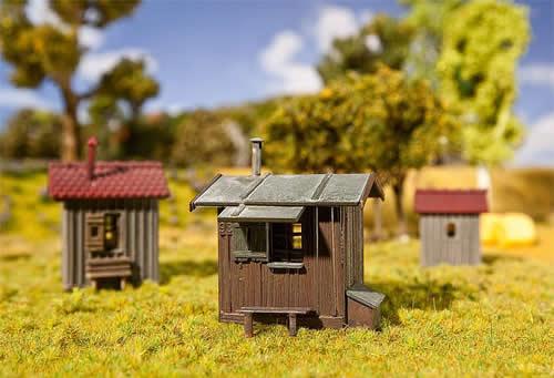Faller 120211 - Trackside buildings/ Equipment shed