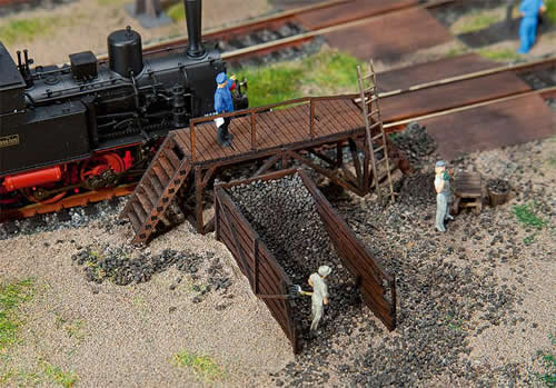 Faller 120222 - Small coal handling system