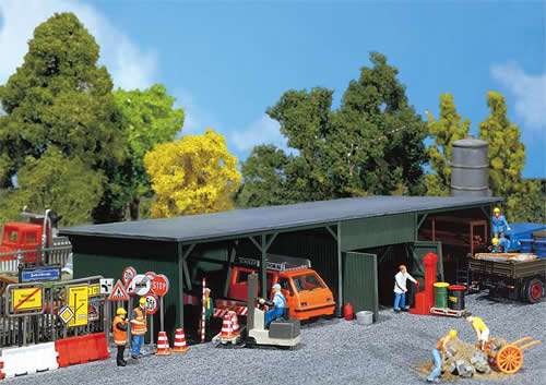 Faller 120251 - Store shed