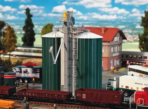 Faller 120260 - Dual silo