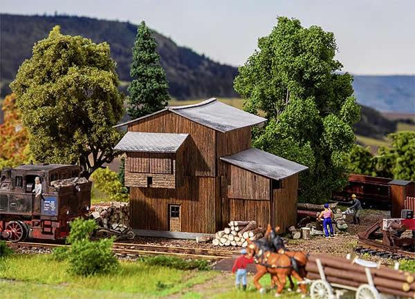 Faller 120270 - Murtal Timber storage shed