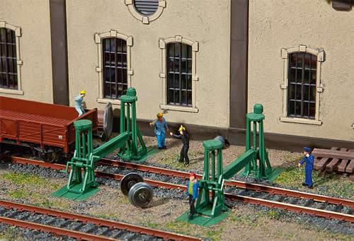 Faller 120278 - Spindle lifting jacks