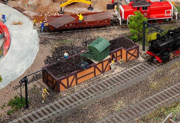 Faller 120286 - Coaling station