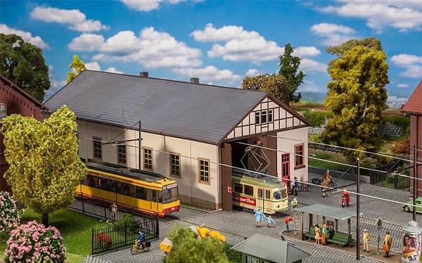 Faller 120289 - Naumburg Tram depot