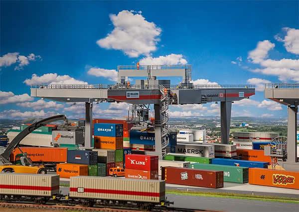 Faller 120290 - Container bridge-crane