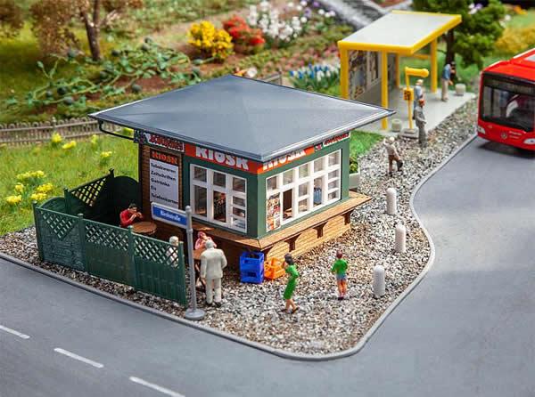 Faller 120303 - Kiosk