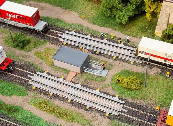 Faller 120320 - Rail brakes