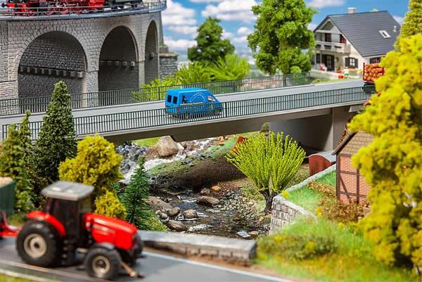 Faller 120499 - Road bridge