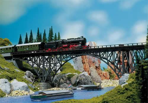 Faller 120541 - Deck arch bridge