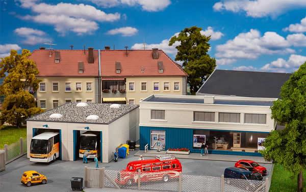Faller 130120 - Bus depot