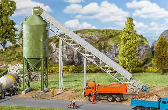 Faller 130174 - Silo with conveyor
