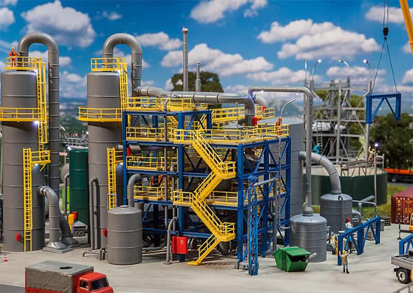 Faller 130175 - Chemical plant