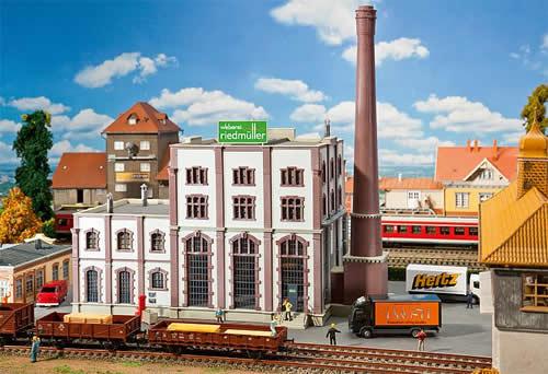 Faller 130187 - Riedmüller Weaving Mill
