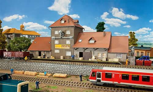Faller 130188 - Pallet factory