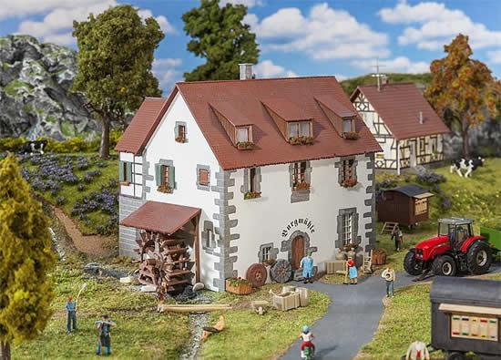 Faller 130189 - Castle mill