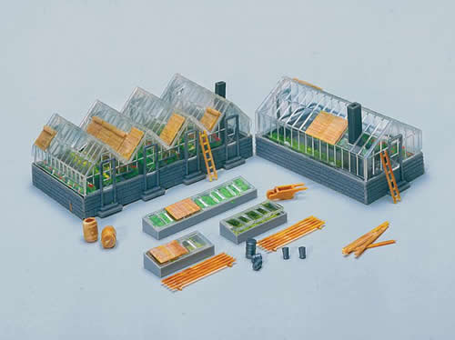 Faller 130213 - Small garden center