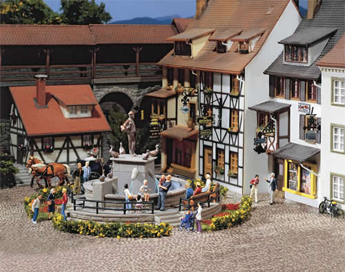 Faller 130232 - Ornamental fountain