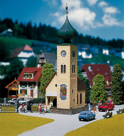 Faller 130238 - Church