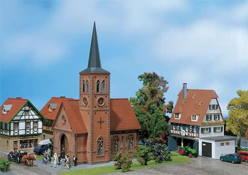 Faller 130239 - Small town church