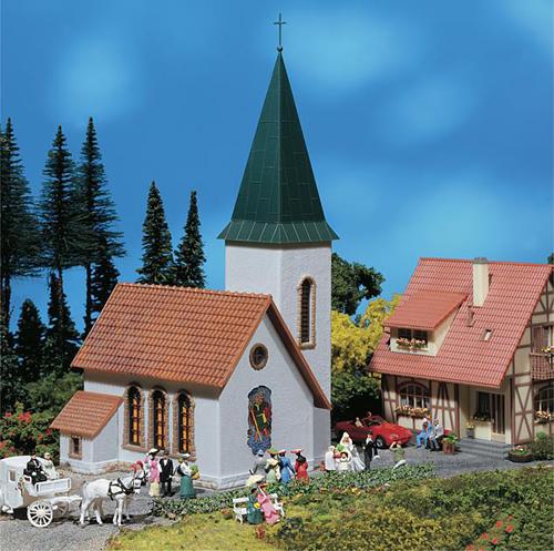 Faller 130240 - Village church