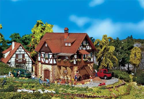 Faller 130266 - Half-timbered house