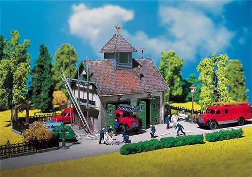 Faller 130268 - Rural fire station