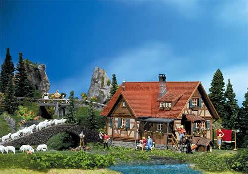 Faller 130270 - Rural half-timbered house