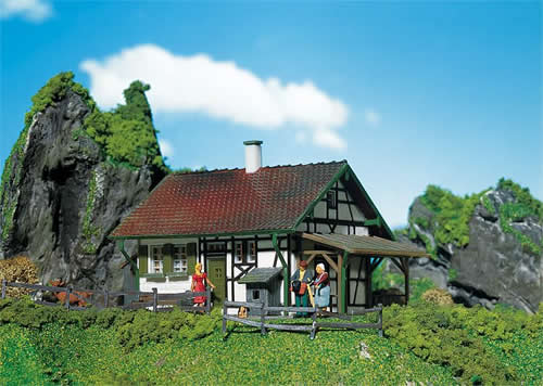 Faller 130277 - Half-timbered chalet