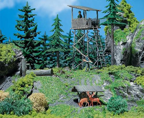 Faller 130290 - Hunter's lookout tower