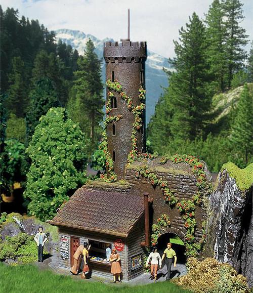 Faller 130291 - Castle observation tower
