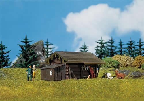 Faller 130293 - Forest log cabin