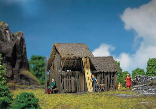 Faller 130294 - Log barn