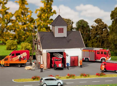 Faller 130336 - Country style fire department