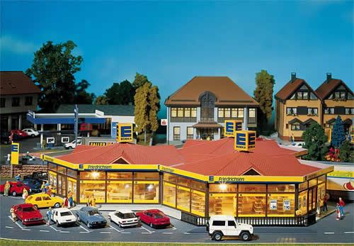 Faller 130342 - Edeka Local mini market