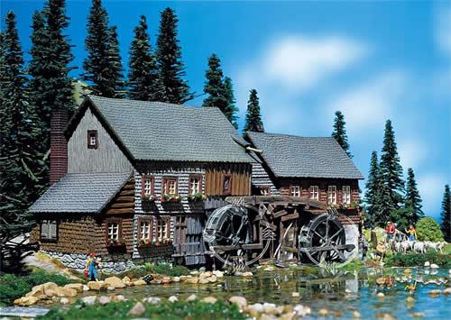 Faller 130388 - Hexenloch Mill