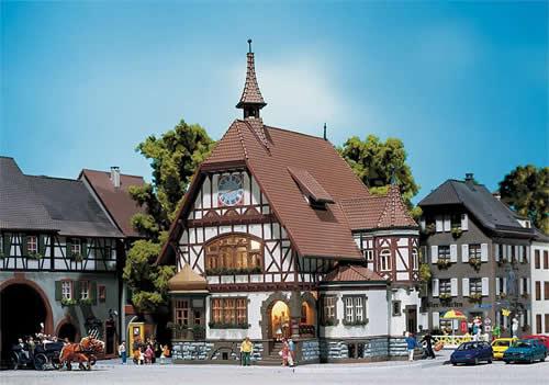 Faller 130427 - Allmannsdorf Town hall