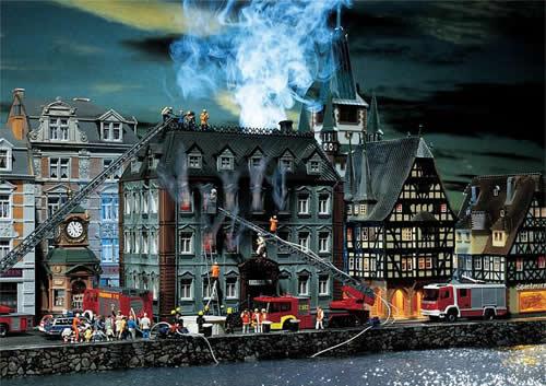 Faller 130441 - Burning tax office