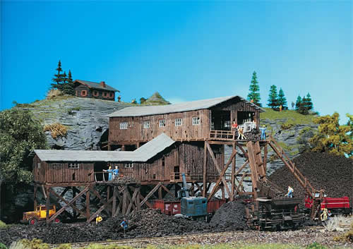 Faller 130470 - Old coal mine