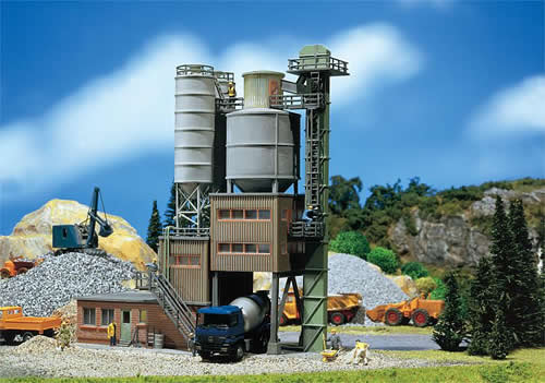 Faller 130474 - Cement works