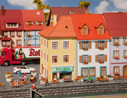 Faller 130496 - 2 Village houses