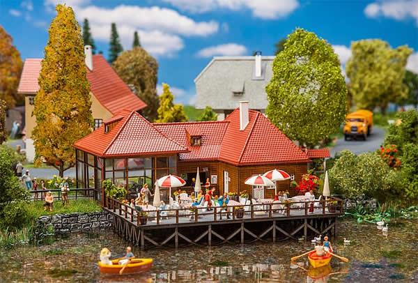 Faller 130505 - Lake Café